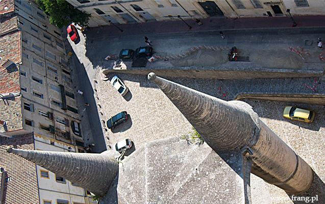 Fotografia ''Cathedrale Saint-Pierre'' wMontpellier.