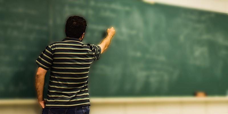 idealny nauczyciel