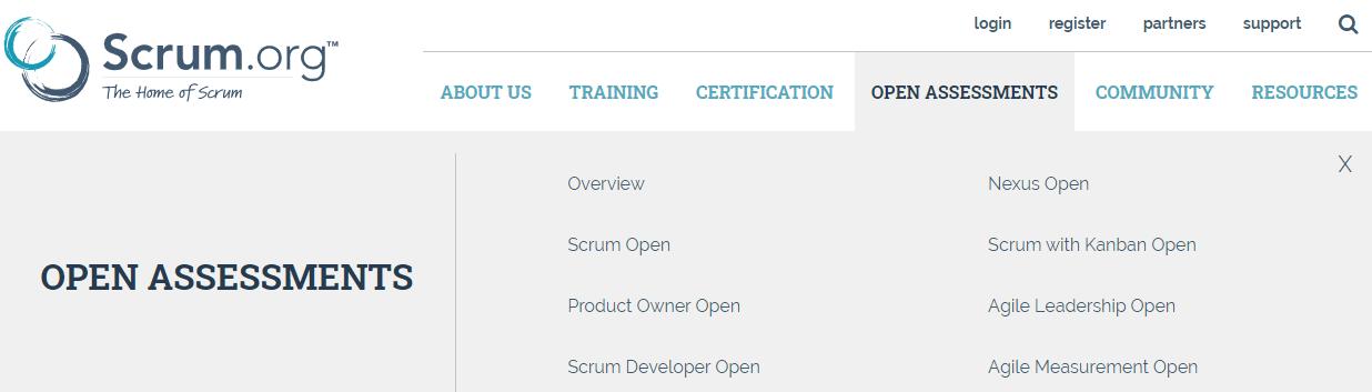 Próbne pytania docertyfikacji nascrum.org